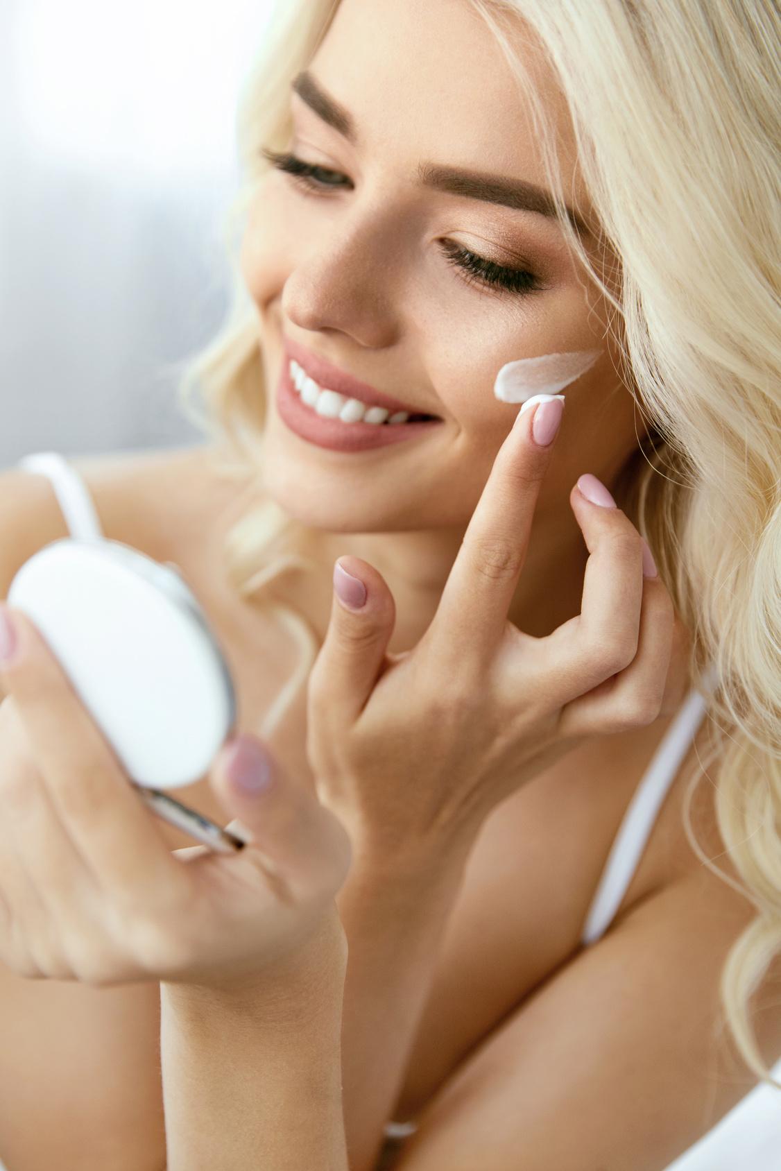 krem do twarzy,pielęgnacja skóry po zabiegu