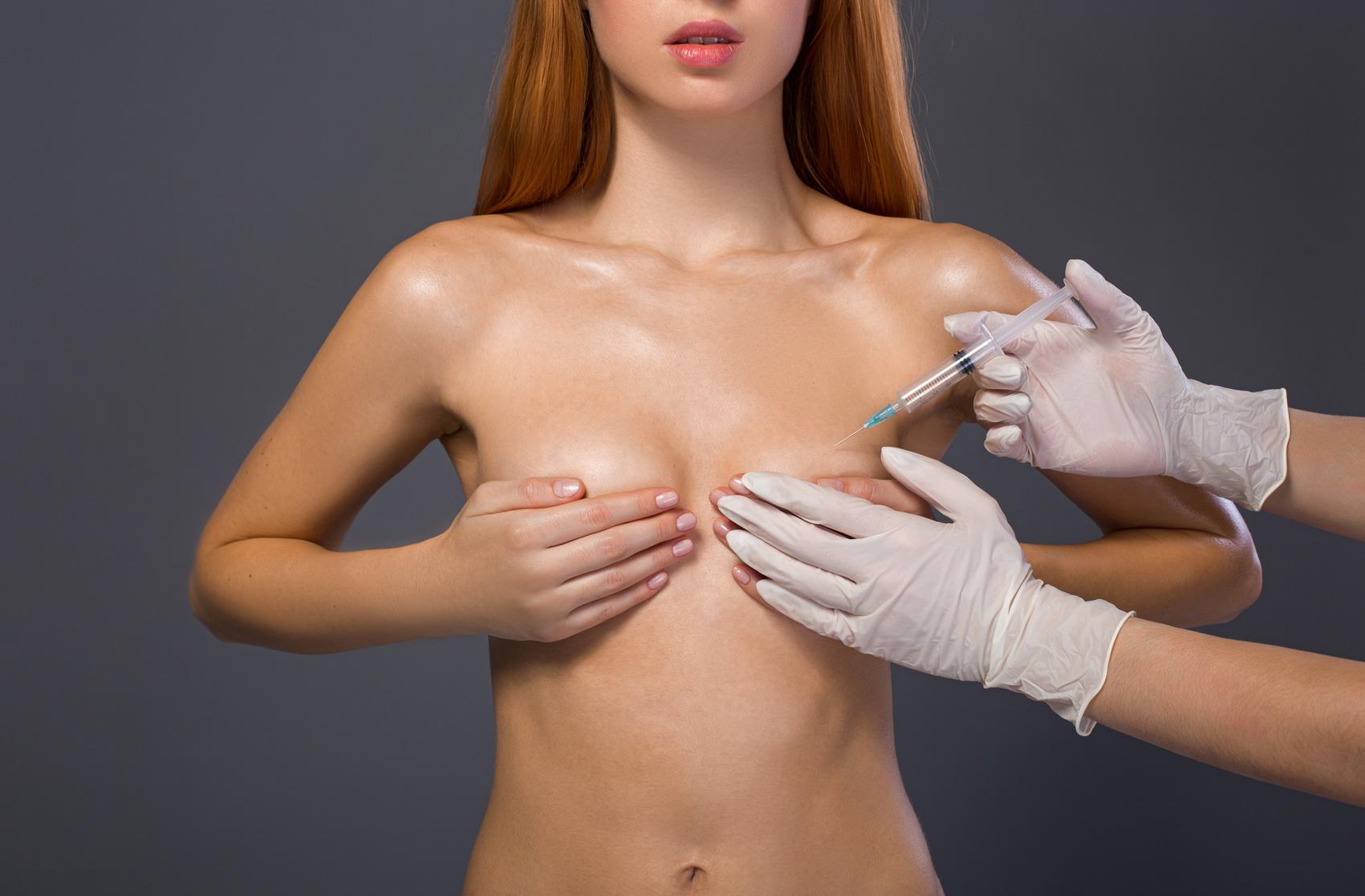 bezoperacyjne powiększanie piersi