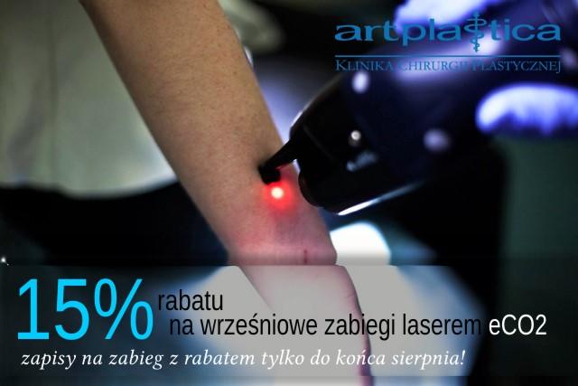 Laser eCO2 Artplastica
