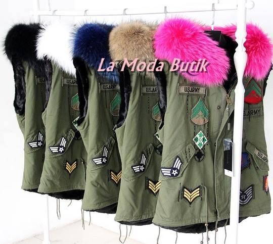 inspiracje z La Moda Butik