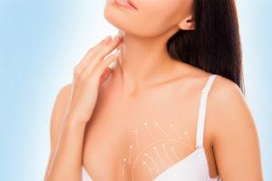 Niechirurgiczne podniesienie piersi