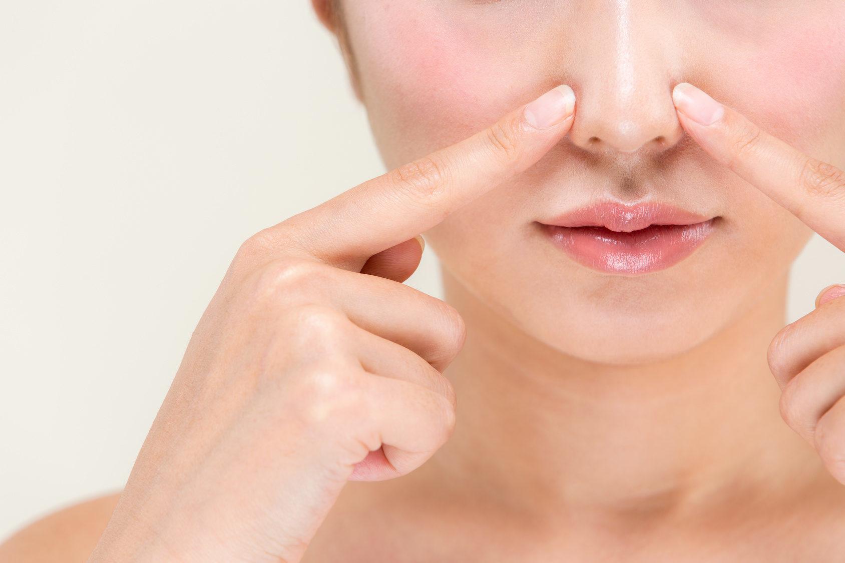 konchoplastyka nosa, laryngolog